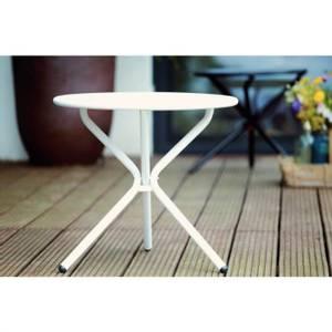 Bilde av Fiam Tris bord hvit