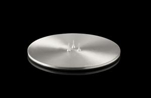 Bilde av Platter børstet rustfritt stål - Ester & Erik