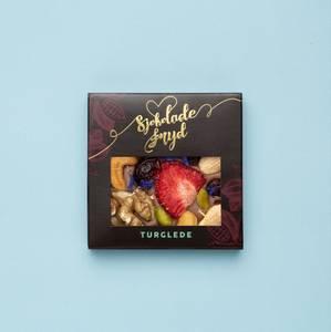 Bilde av Turglede MELKESJOKOLADE liten sjokoladeplate