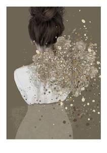 Bilde av Kunsttrykk Embla 50x70 - Anna Bülow